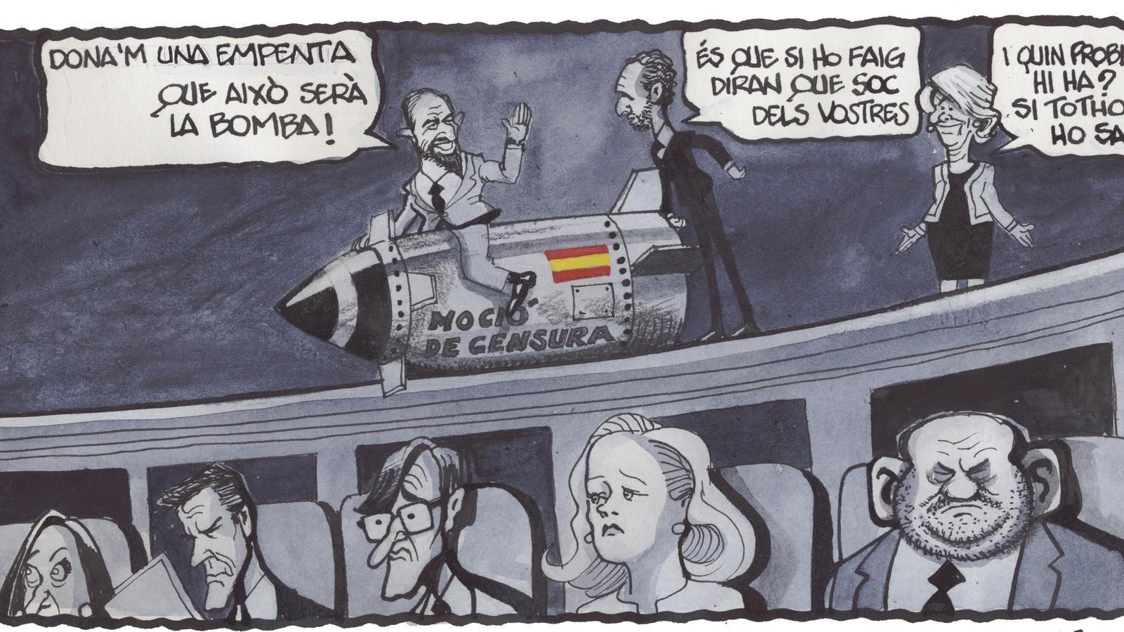 'A la contra', per Ferreres 21/10/2020