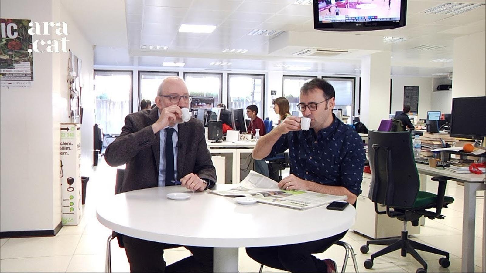 El cafè de la Lliga: no hem de tenir por si Messi no juga contra el Madrid