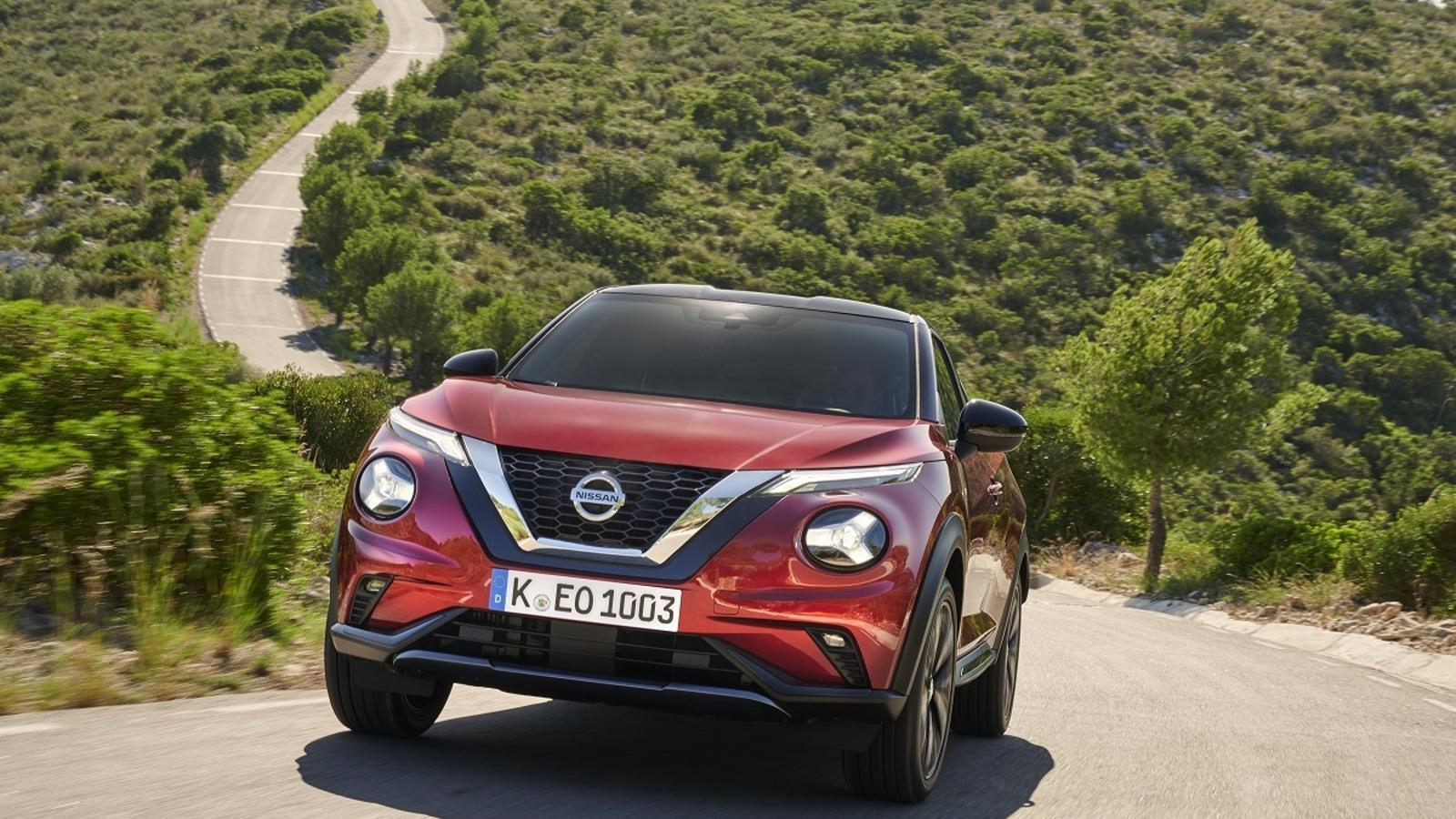 Nissan Juke: el parent enemic del Qashqai