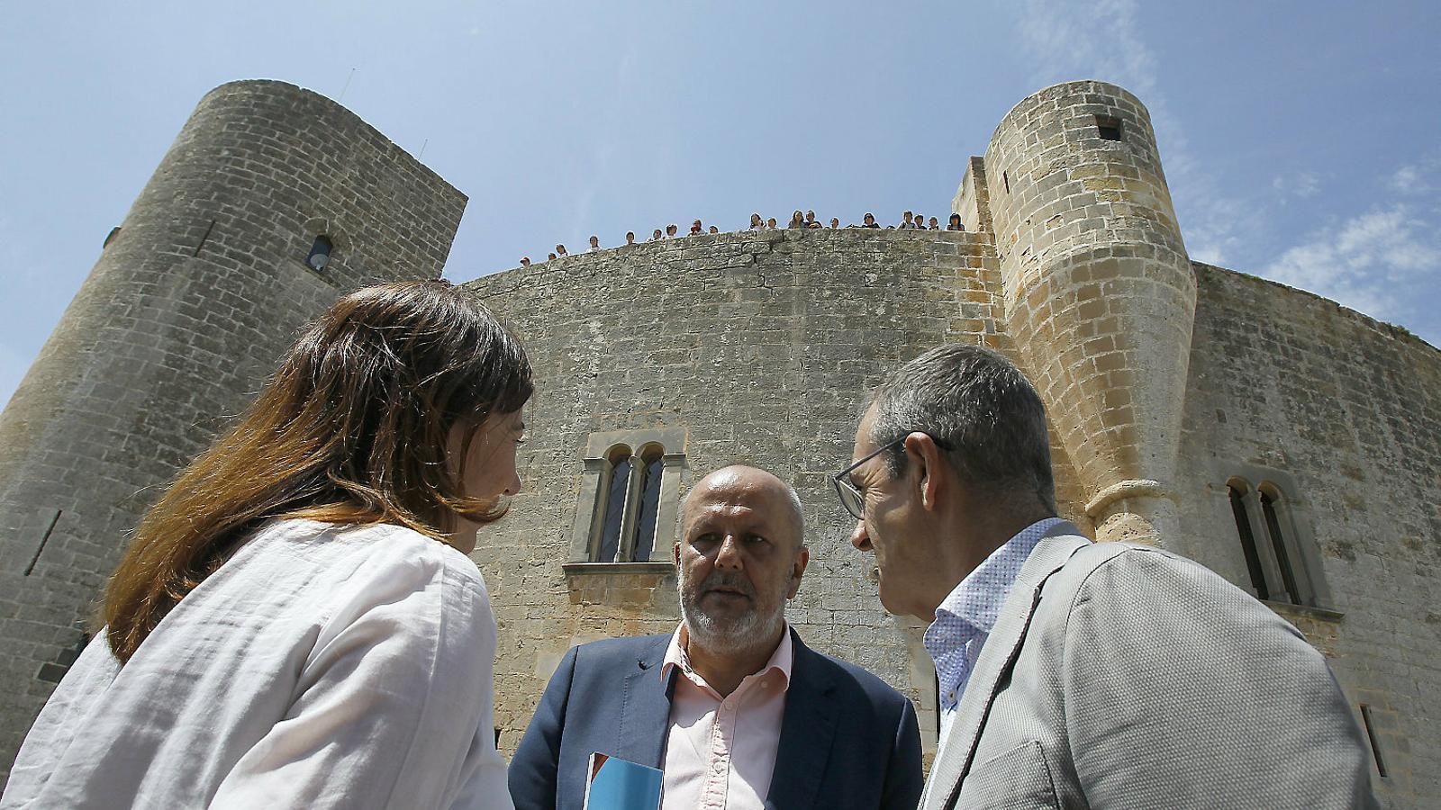 El català, font de tensió                         entre el PSIB i MÉS