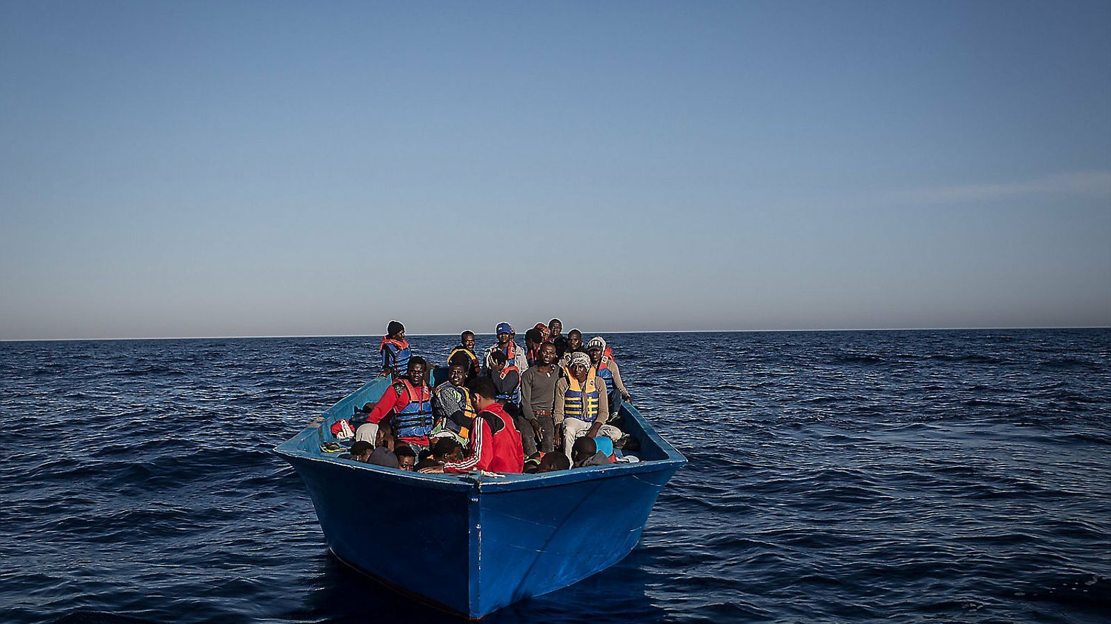 Per què de sobte arriben tants migrants?