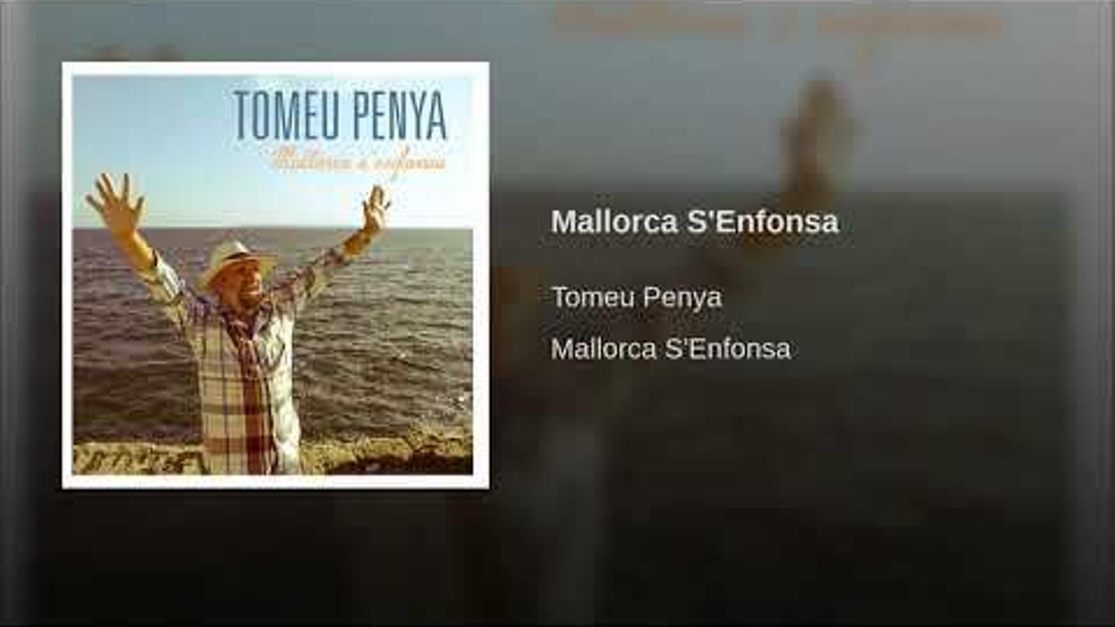 'Mallorca s'enfosa', la novedat de Tomeu Penya aquest estiu