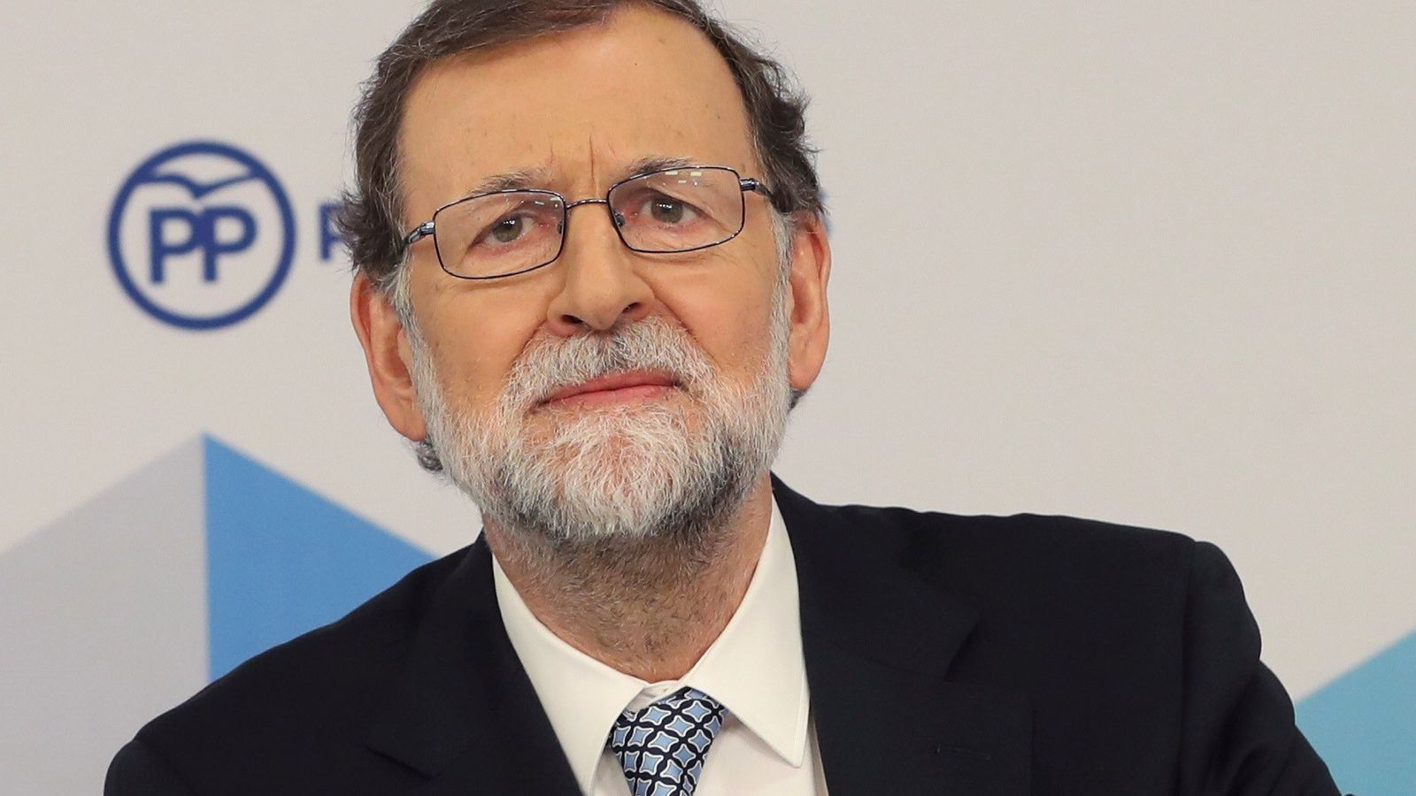 Rajoy durant la reunió del Comitè Nacional del PP aquest dimarts