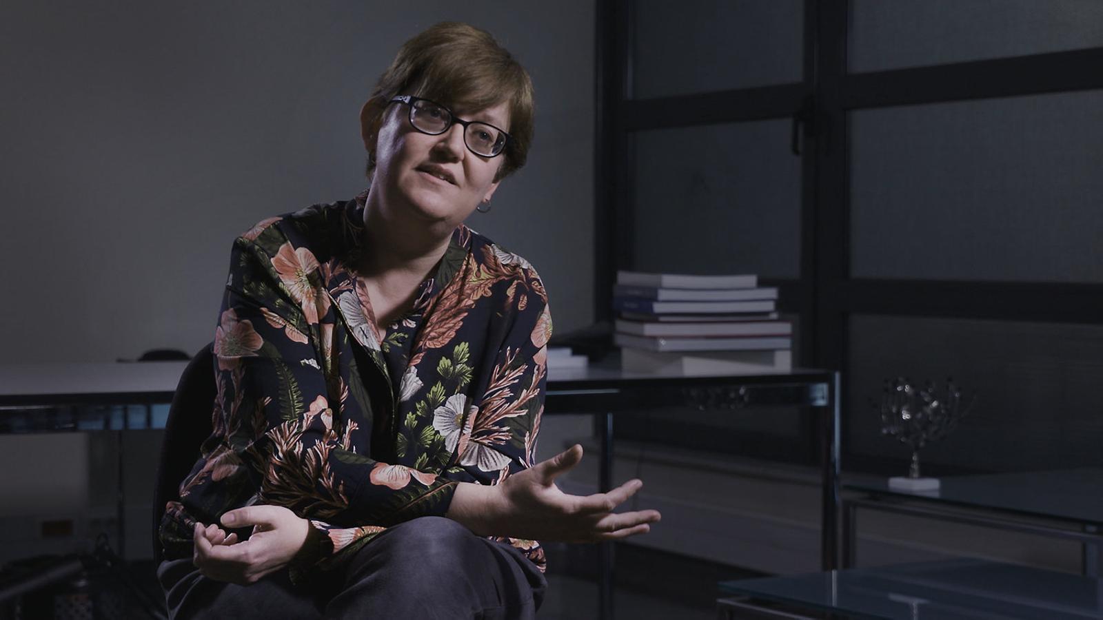 Lurdes Vidal, directora de l'àrea de Món Àrab i Mediterrani de l'IEMed, participa en el documental 17-A: lliçons apreses?
