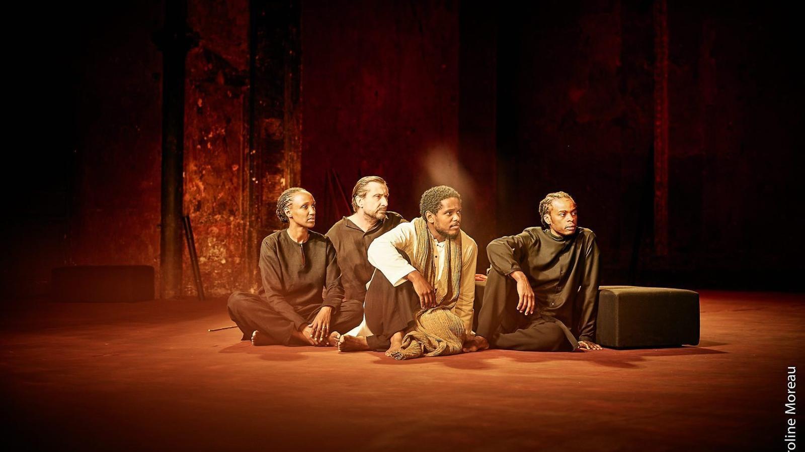 Peter Brook torna a la guerra de 'Mahabharata'