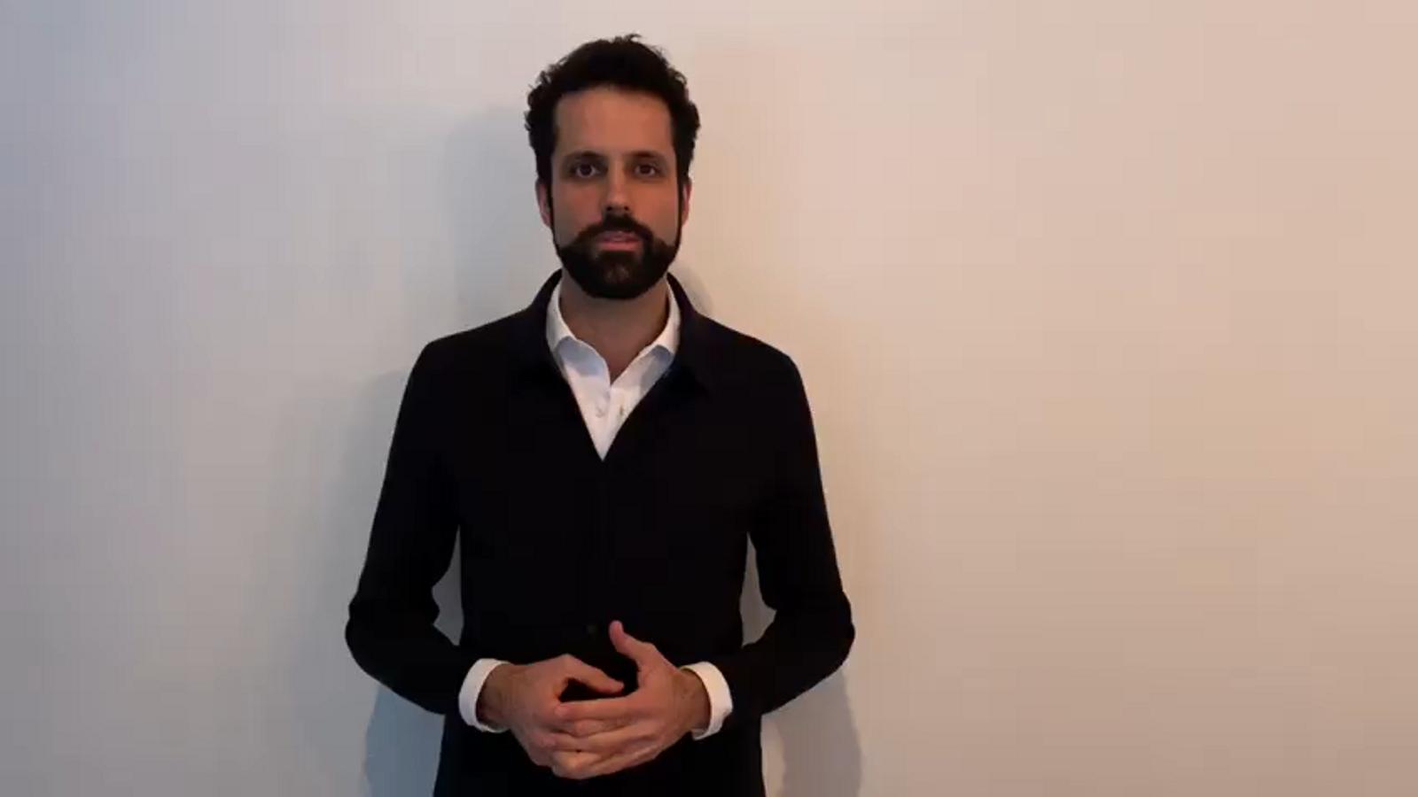 Declaracions del director gerent de la CEA, Iago Andreu, sobre les reivindicacions de la patronal.