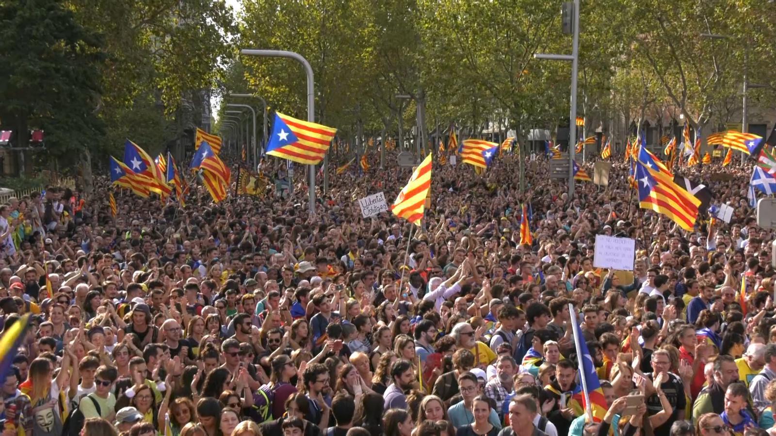 """""""Si algú es pensava que Catalunya havia punxat, és evident que no, hem unit les forces"""""""