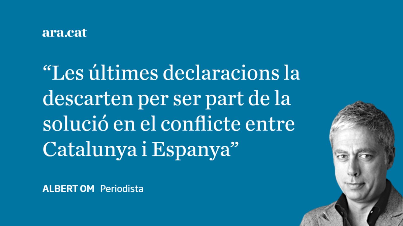 Carta a Manuela Carmena: 'El pregó no és el problema'