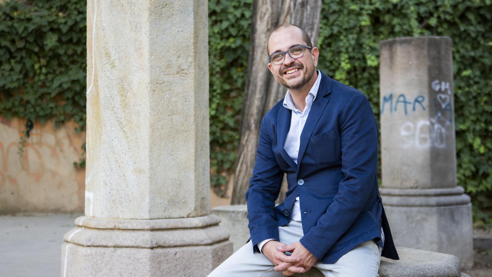 Jordi Farré, impulsor de la Moció de Censura contra el president del Barça, Josep Maria Bartomeu