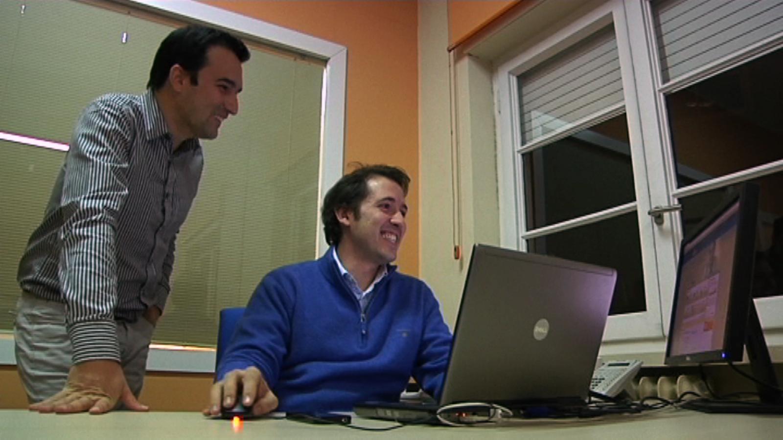 ARA Emprèn: UserZoom, consultora d'usabilitat de pàgines web