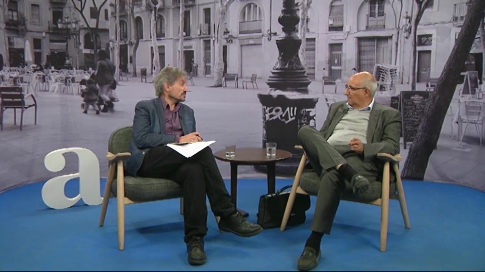 Entrevista de Carles Capdevila a Jorge Barudy