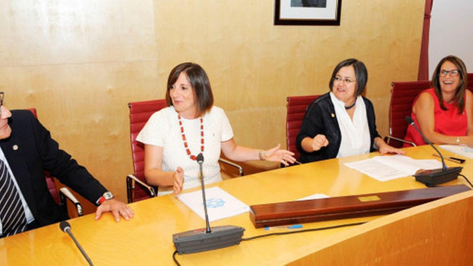 Més per Menorca, Podem i el PSOE han possibilitat el primer Pla d'Acció de la Reserva en 25 anys de declaració.