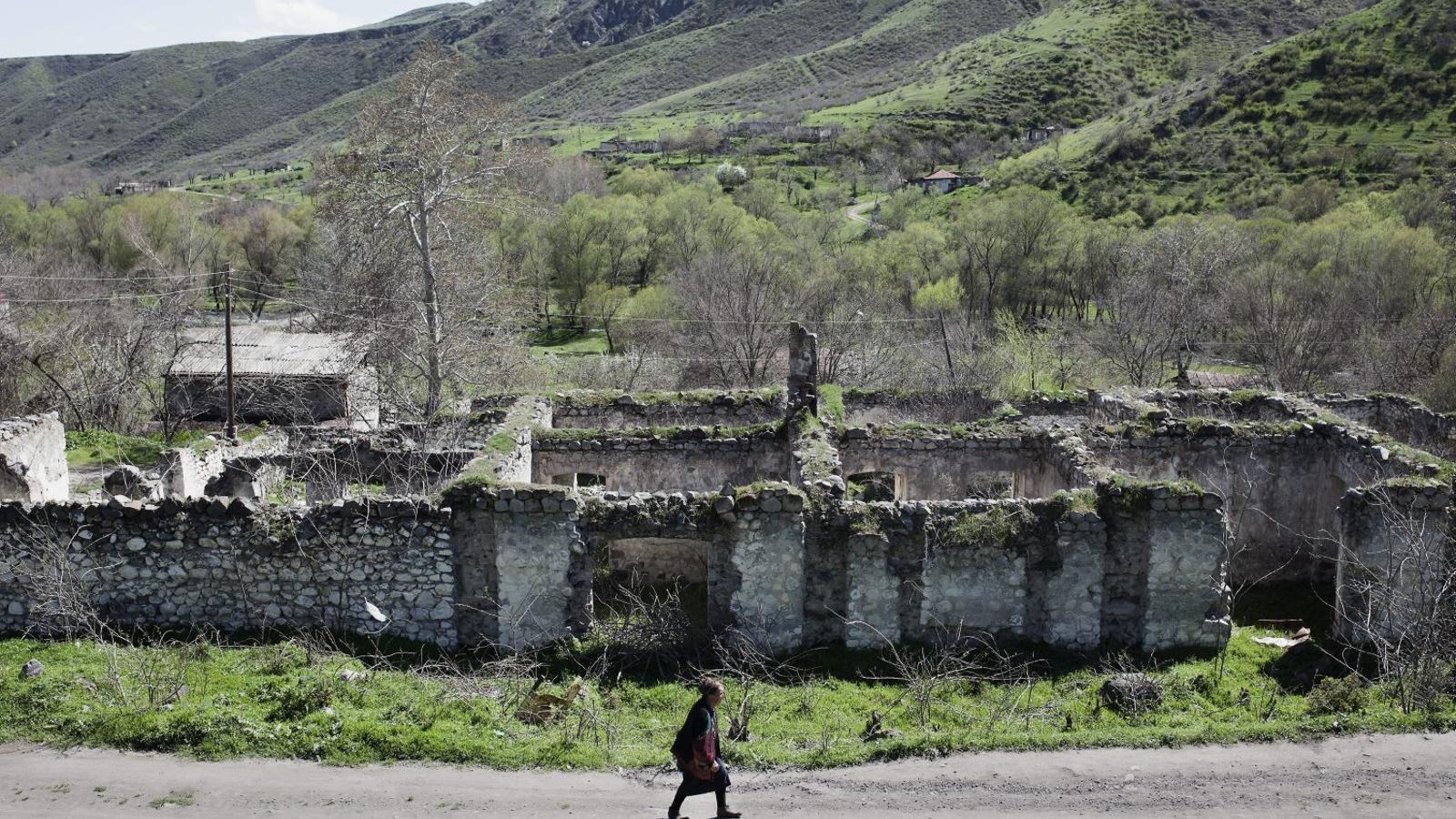 Nagorno-Karabakh, un no-país en contínua disputa