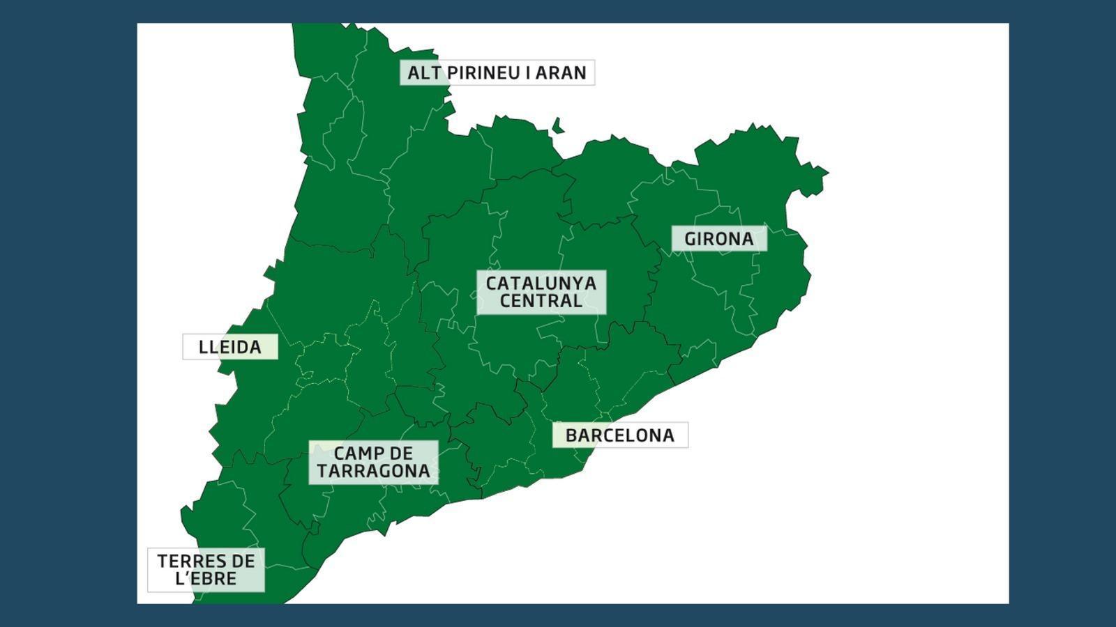 Tot Catalunya ja és a la fase 3 des d'aquest matí i la lliure circulació pel país ha quedat restablerta: les claus del dia, amb Antoni Bassas (18/06/2020)