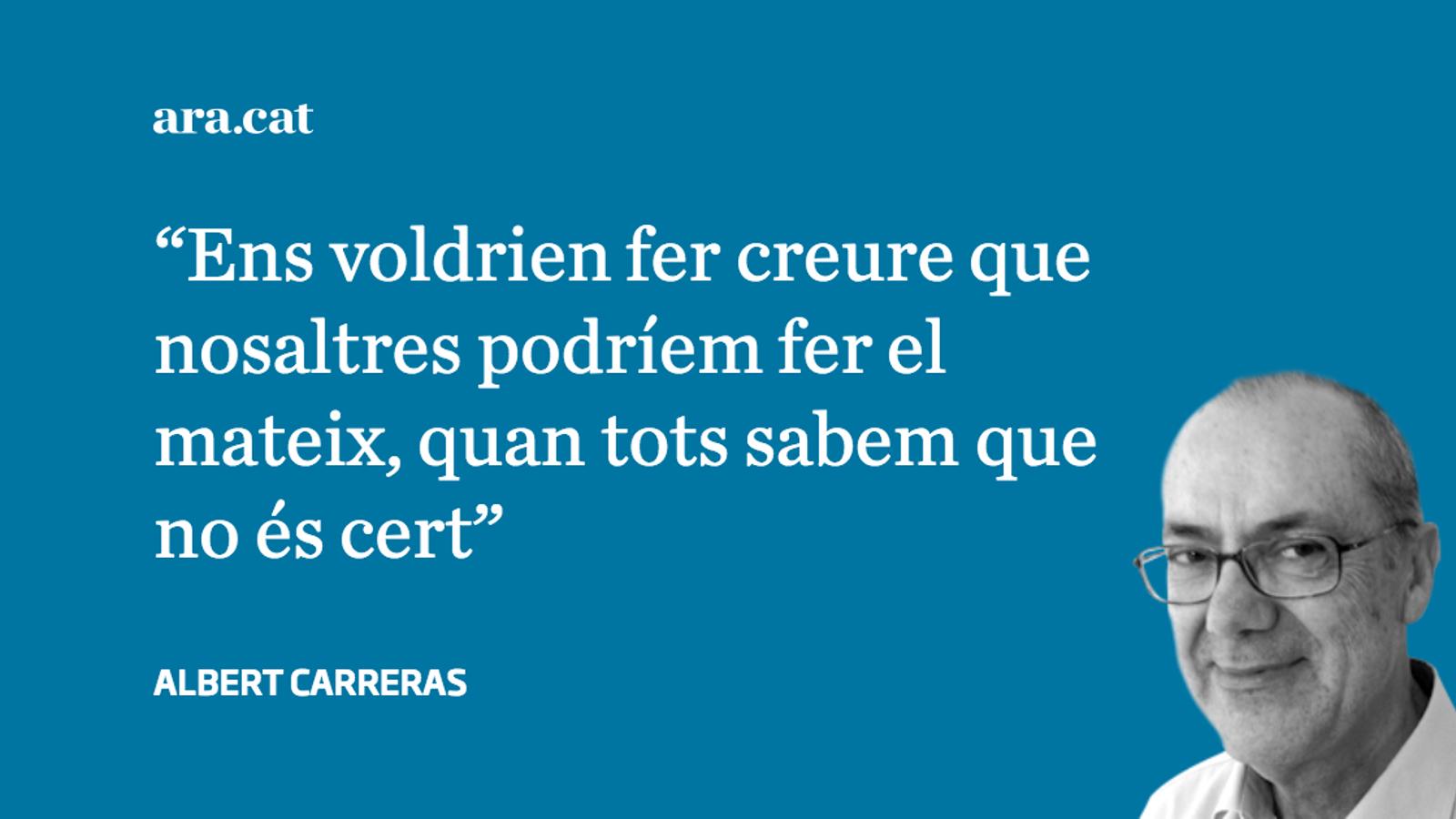 La nova quota basca: I Catalunya?