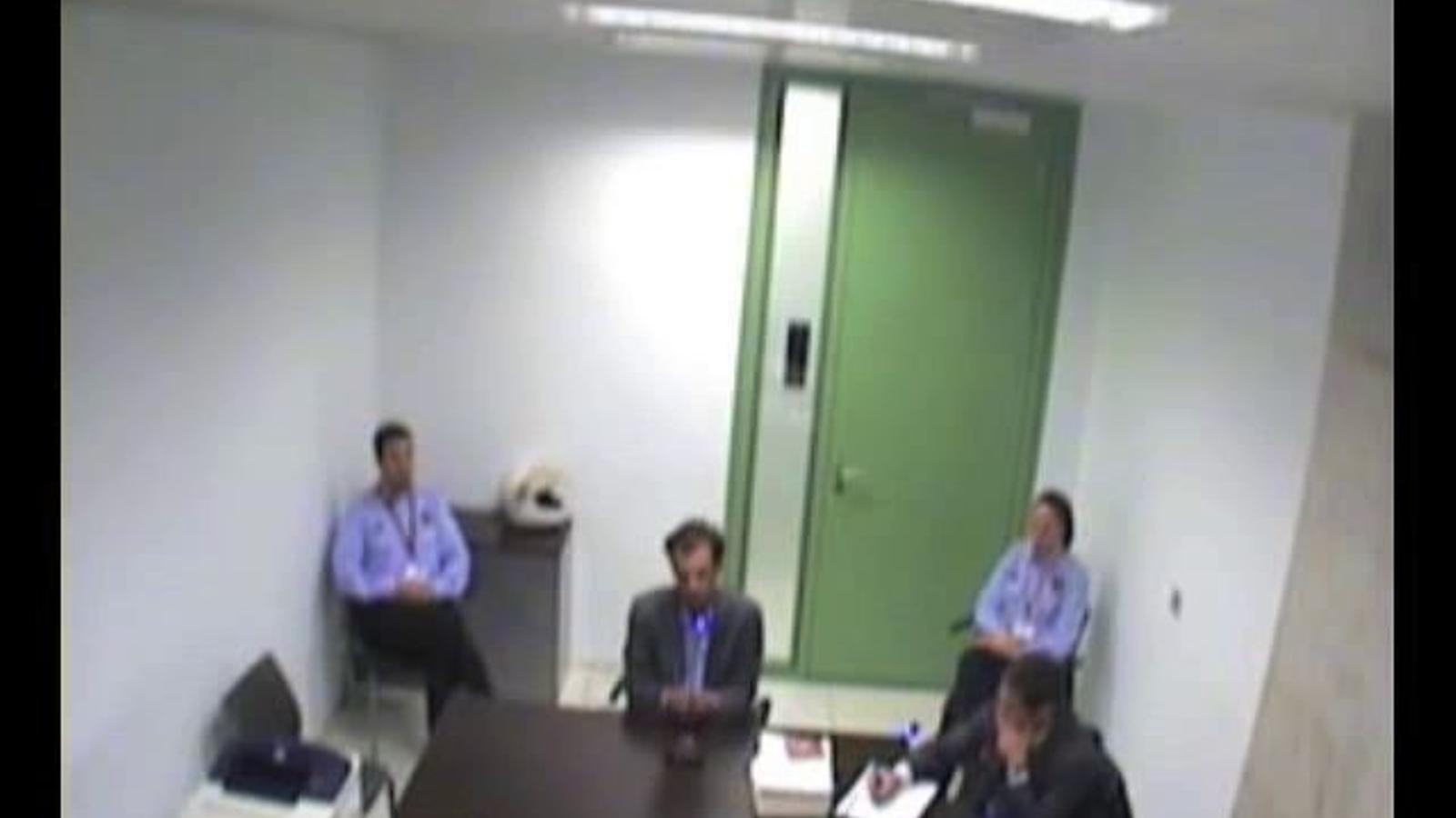 El director de Método 3 al jutjat: El que és obvi és que algú que participava en aquell dinar n'havia informat, perquè no som mags