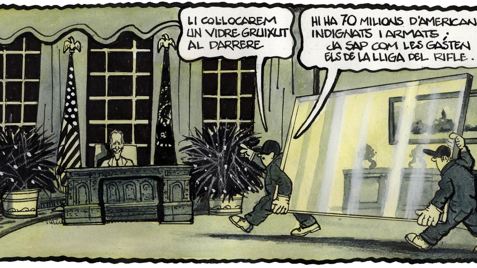 'A la contra', per Ferreres 30/11/2020