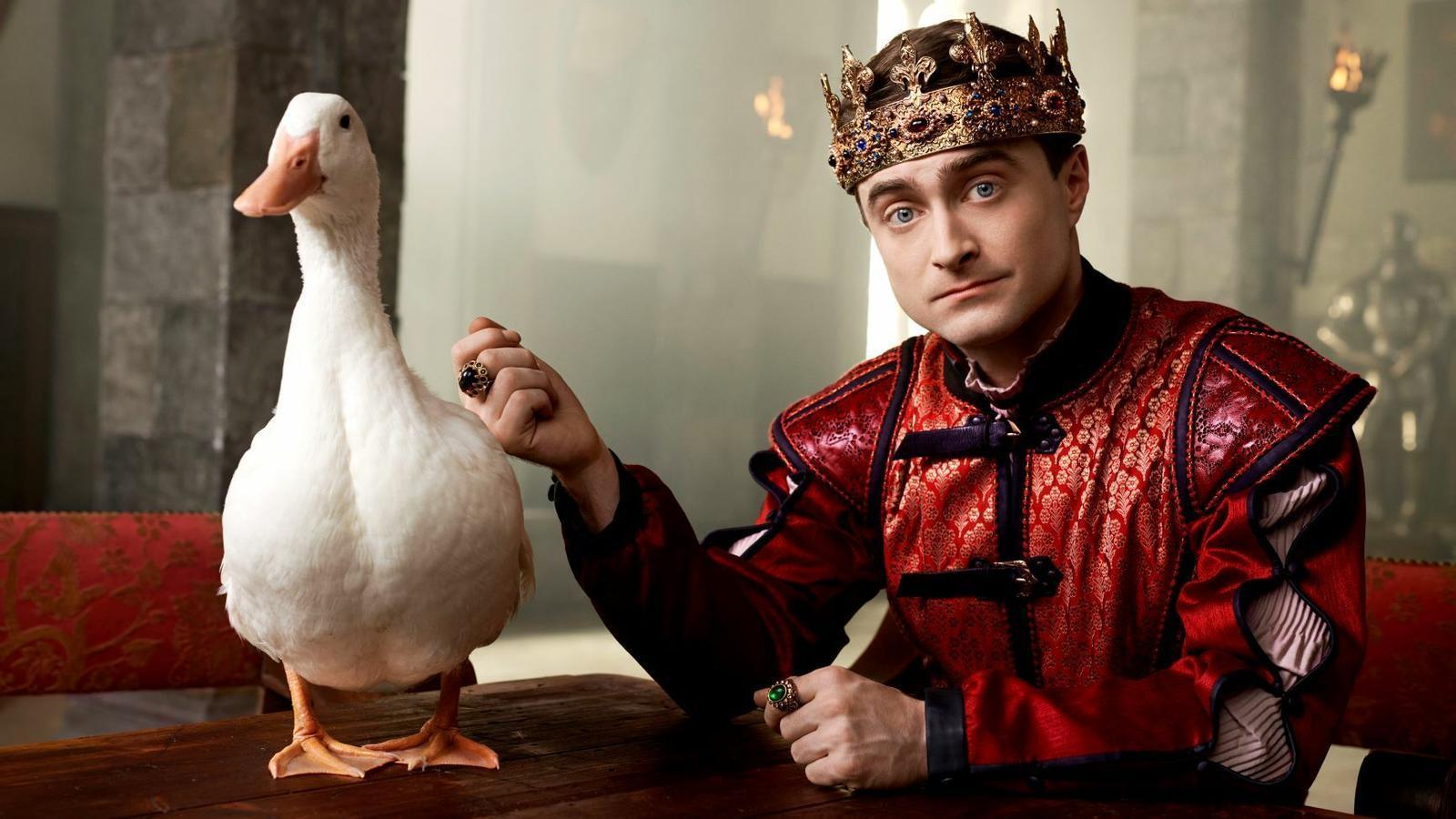 Daniel Radcliffe, a la segona temporada de 'Miracle workers'