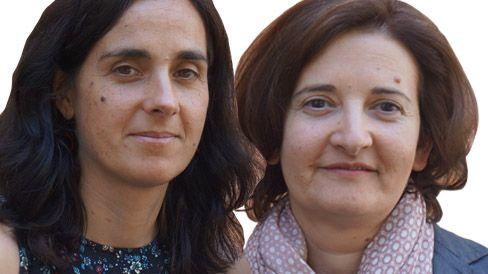 Marta Poll i Rosa Coscolla