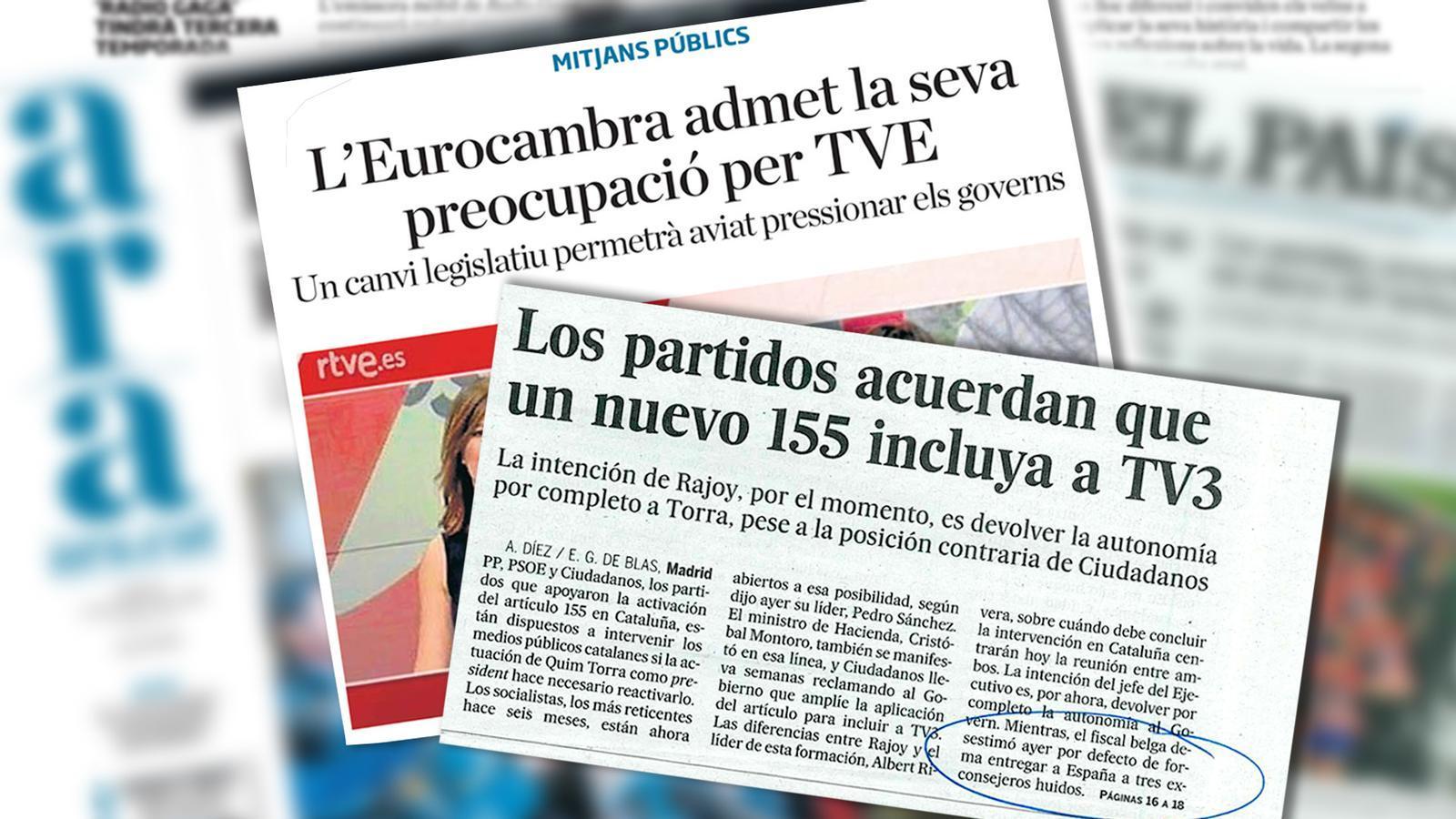 L'anàlisi d'Antoni Bassas: 'L'eslògan electoral del PP, PSOE i Ciutadans: «A por ellos!»'