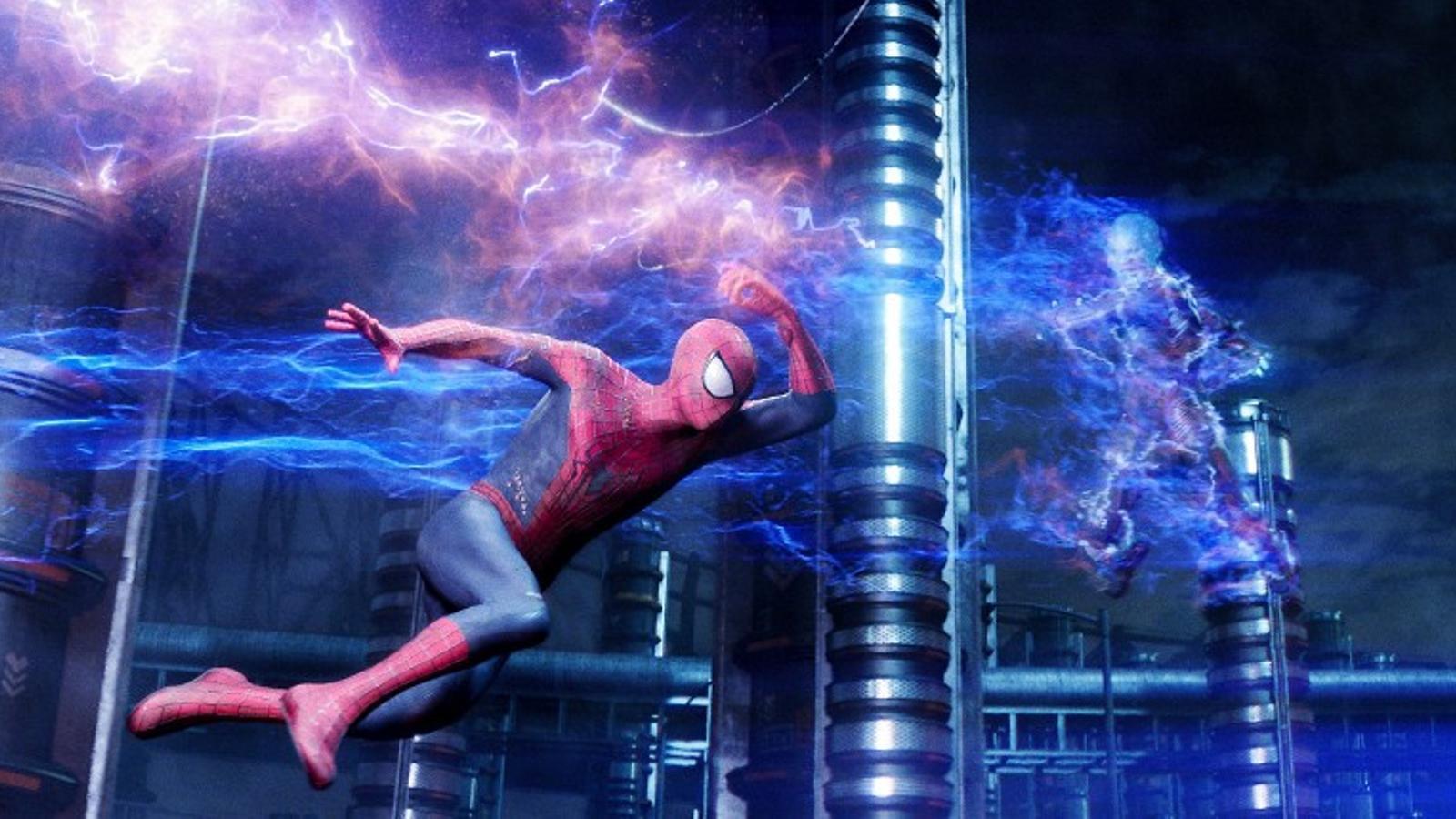 Tràiler de 'The amazing Spiderman 2 - El poder de Electro'