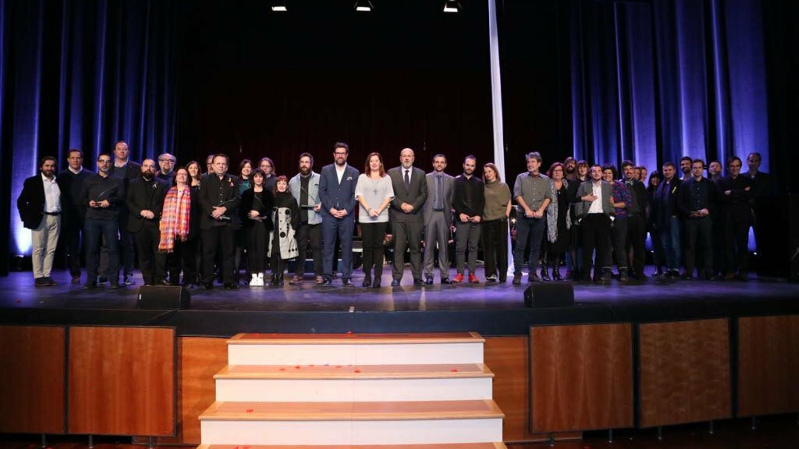Imatge dels Premis Ciutat de Palma 2018