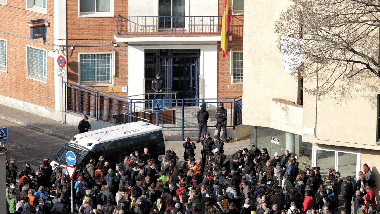L'anàlisi d'Antoni Bassas: 'Un estat de dret no actua així'