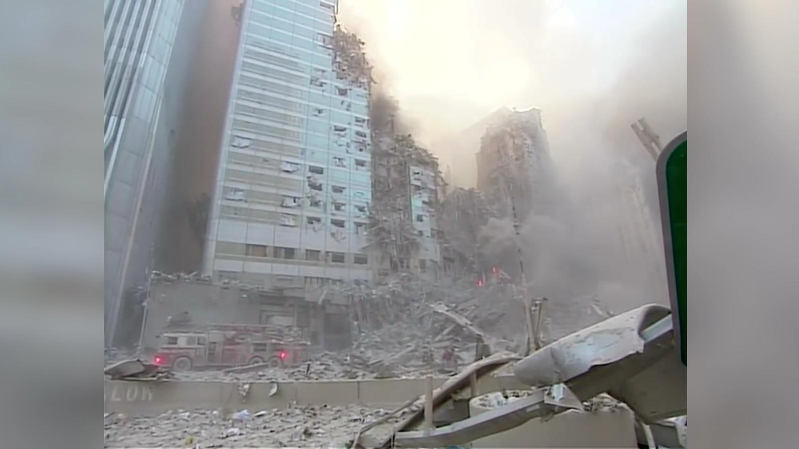 Vídeo inèdit de l'atemptat contra les Torres Bessones