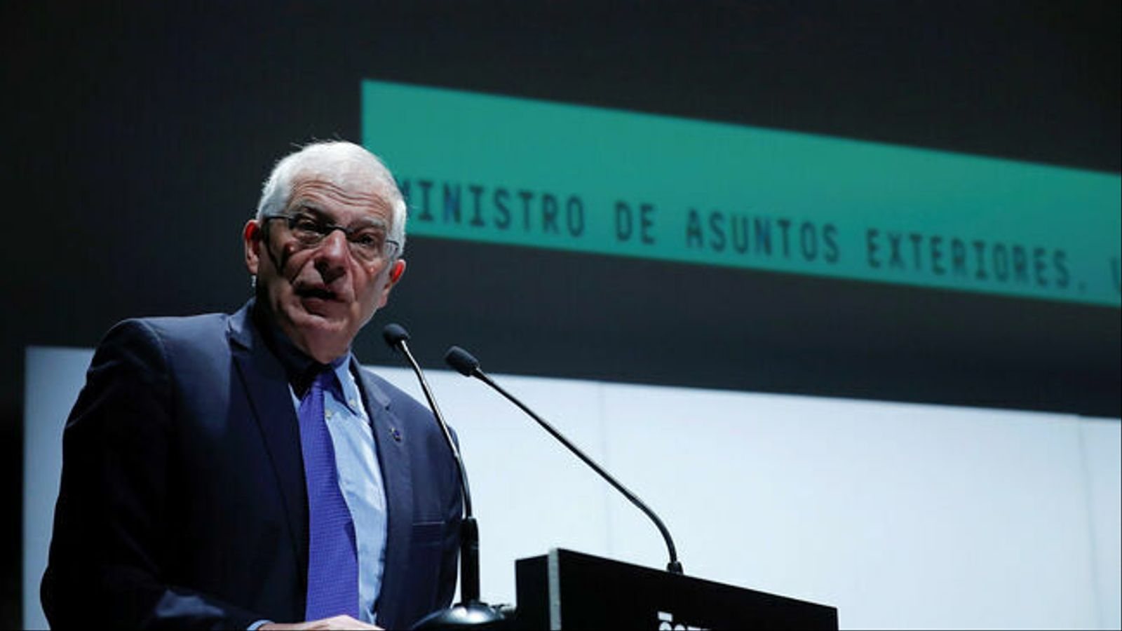 Borrell, disposat a anar a Brussel·les