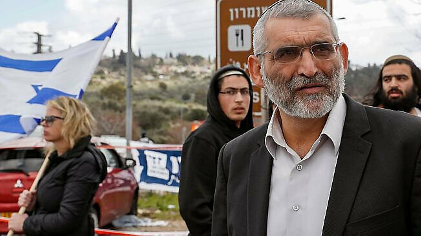 Israel veta un candidat racista amb els àrabs