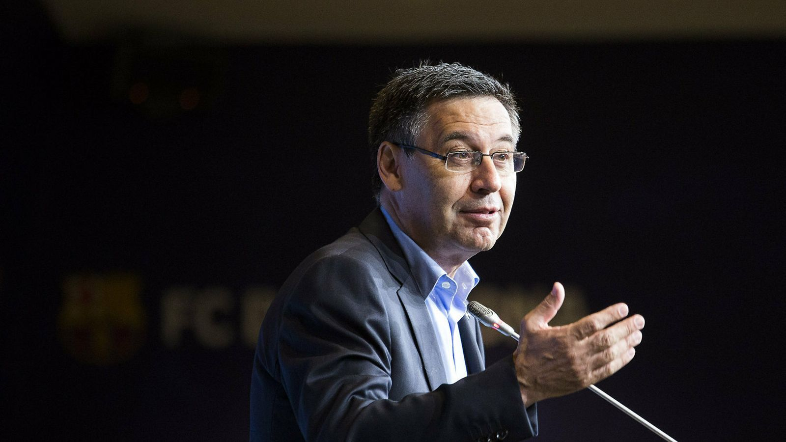 Bartomeu: «El Barça no ha contractat mai cap servei per desprestigiar a ningú, és fals»