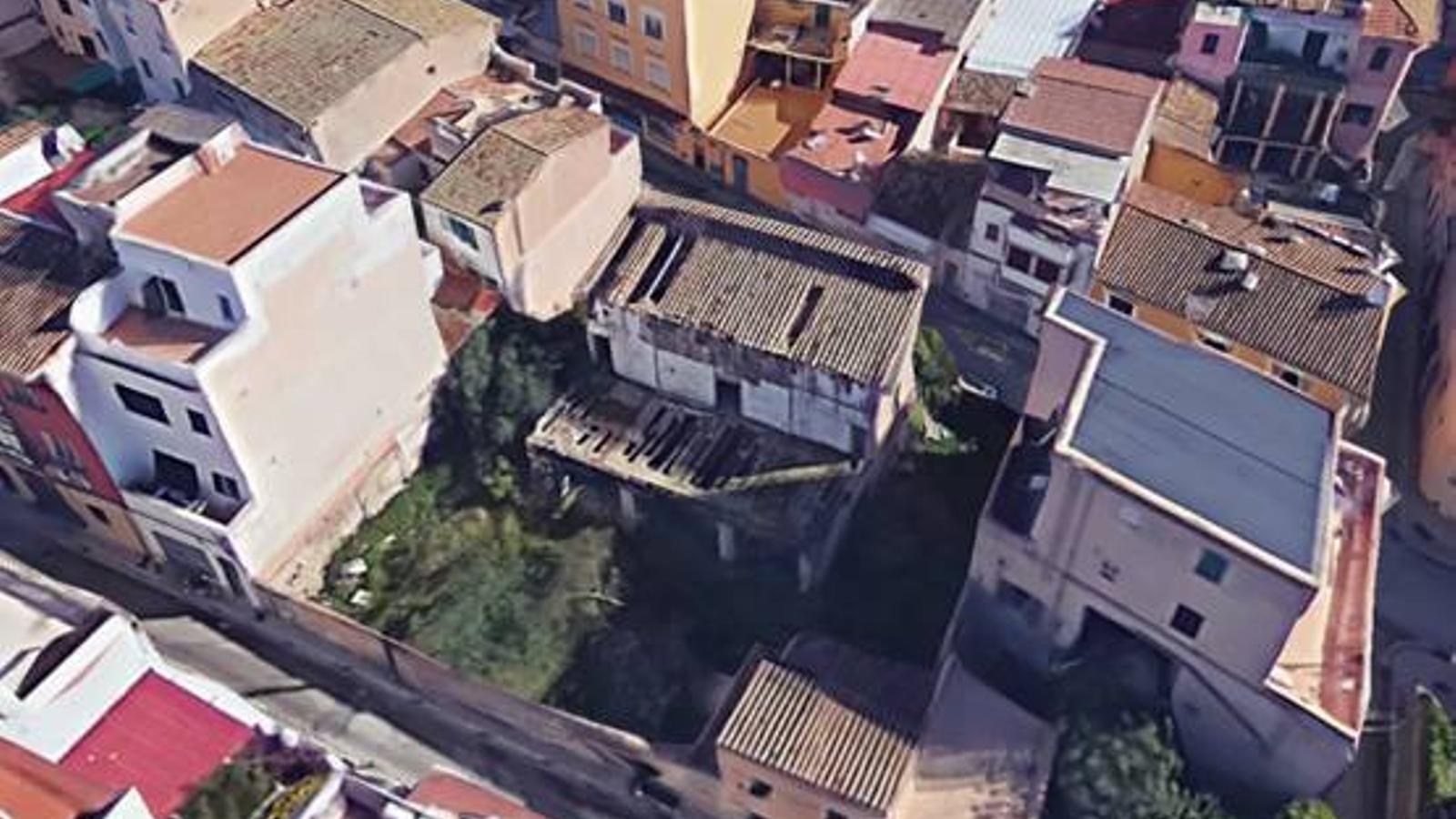 Cort tanca l'expropiació de l'antiga discoteca Zhivago per 672 mil euros