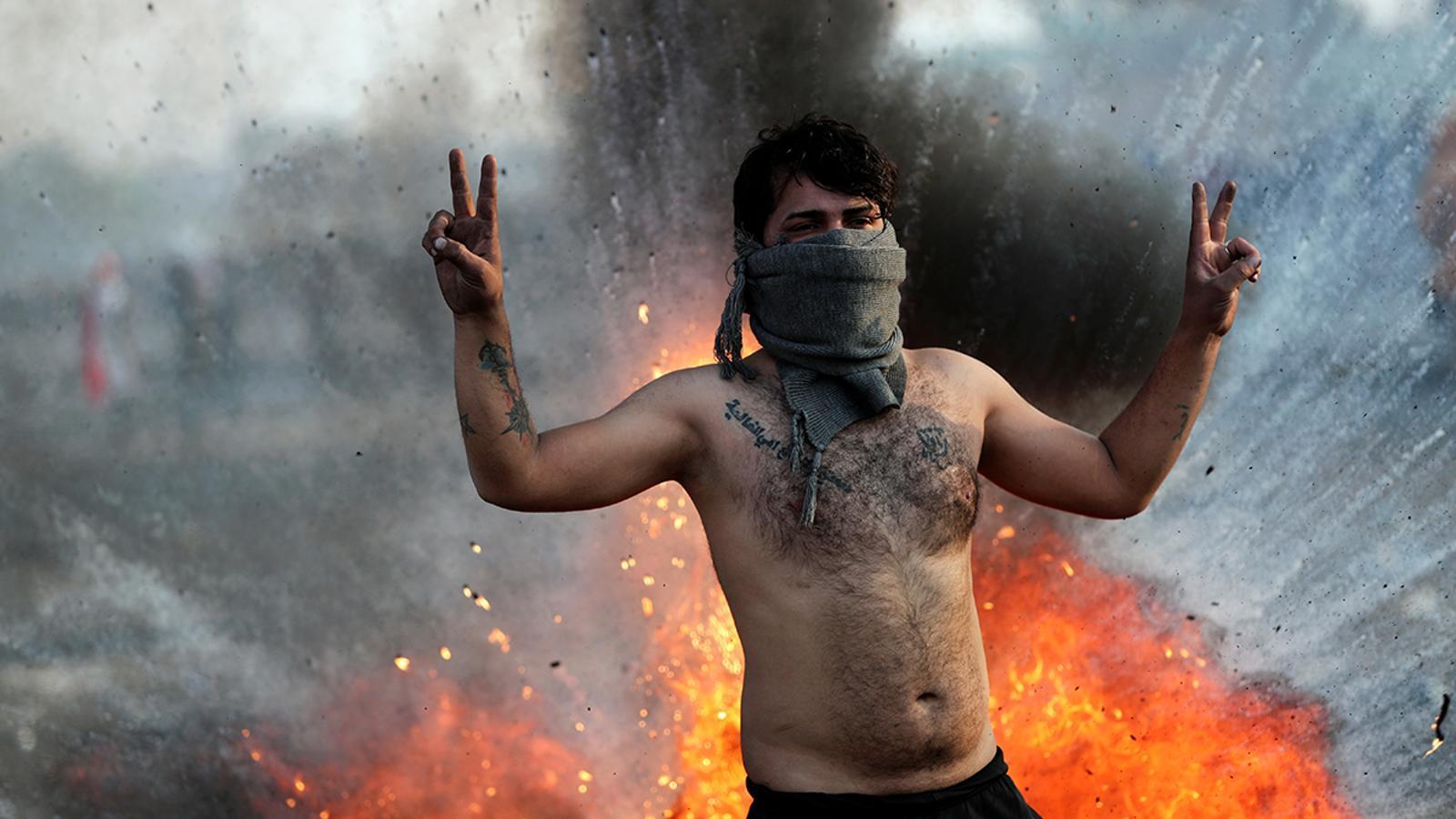 """Protestes a l'Iraq: """"Jo també hi era"""""""