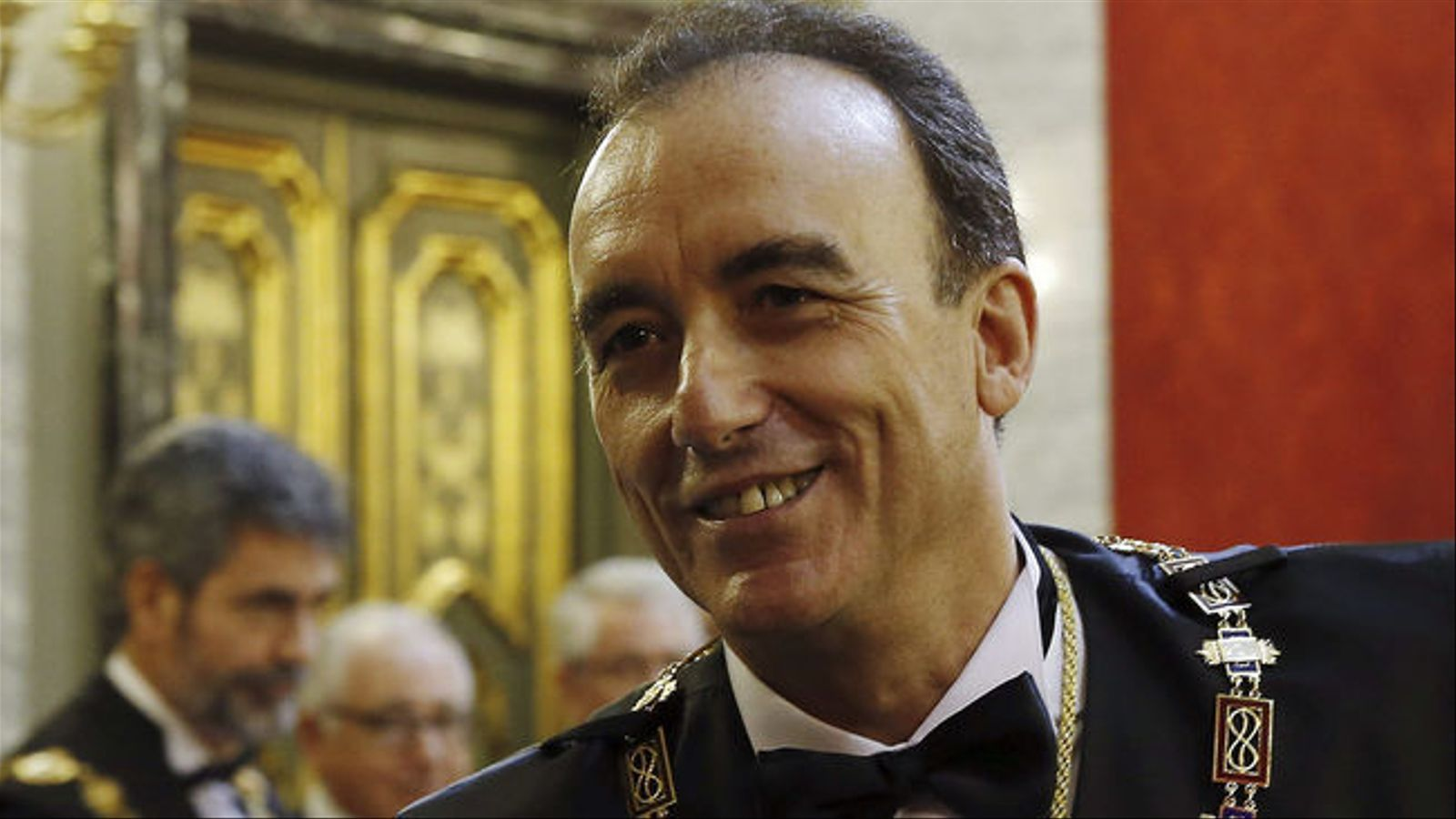 El presidente y ponente Marchena se  dispone a confirmar el fin de la instrucción