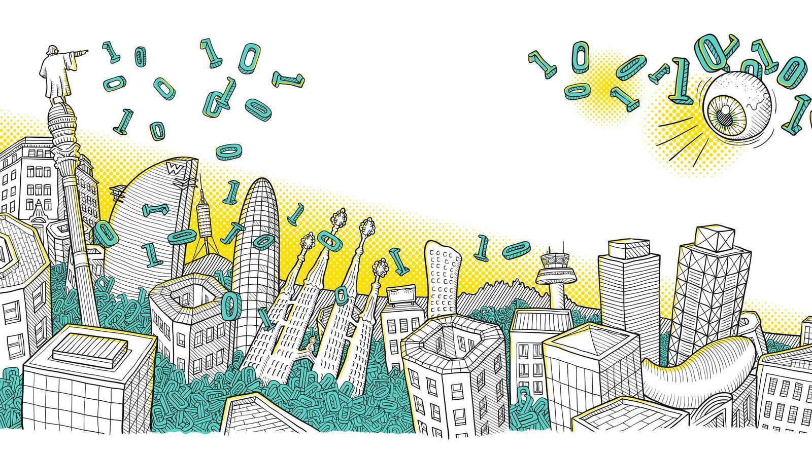 El 'big data' inunda Barcelona / FELIP PARIZA