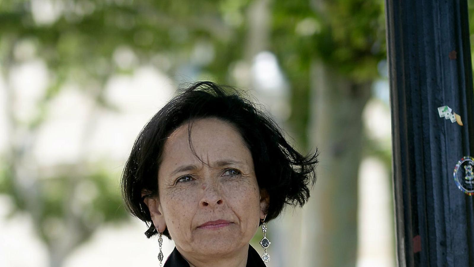 La dona que ha de trobar 100.000 desapareguts