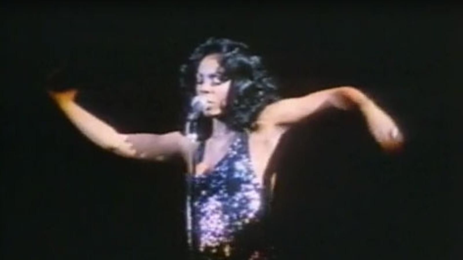 'I feel love', un dels grans 'hits' de Donna Summer a finals dels 70's