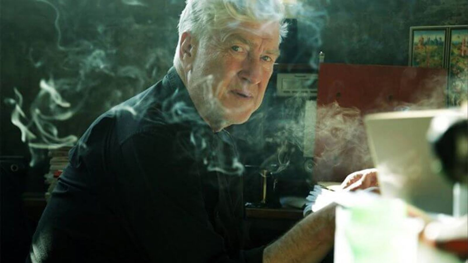 David Lynch, Gran Premi Honorífic del Festival de Sitges, en una imatge d'arxiu.