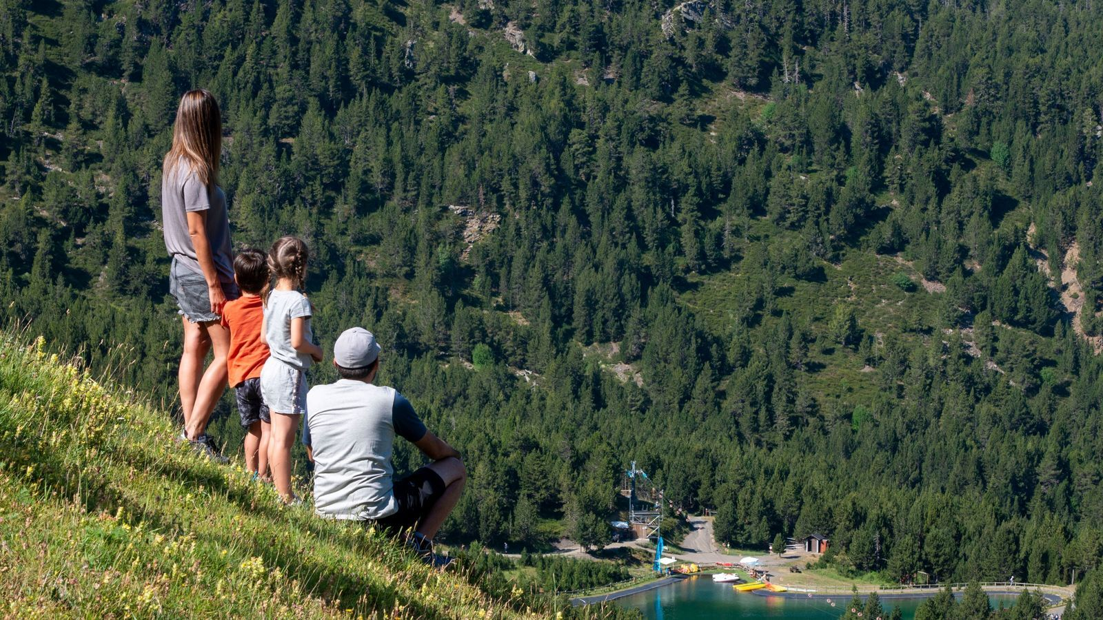 Activitats d'estiu a Grandvalira. / GRANDVALIRA