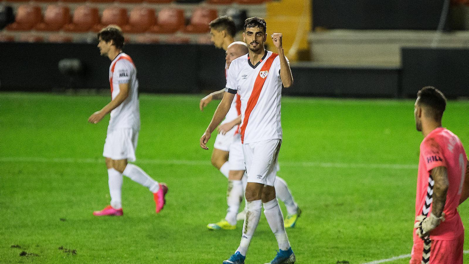 Cruel estrena del Sabadell (2-1)