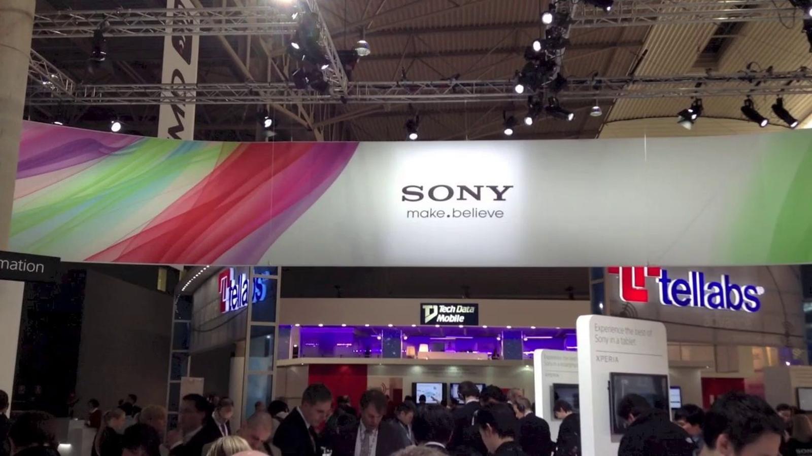 [MWC 2013] Vídeo: Sony Xperia Z