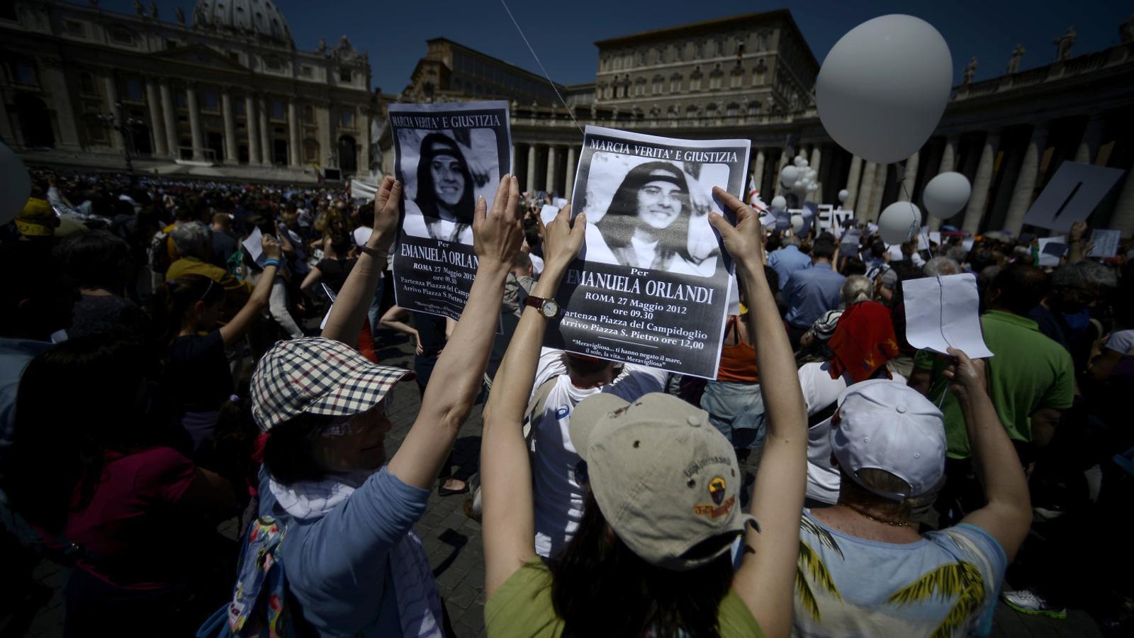 El misteri de l'adolescent segrestada que sacseja el Vaticà