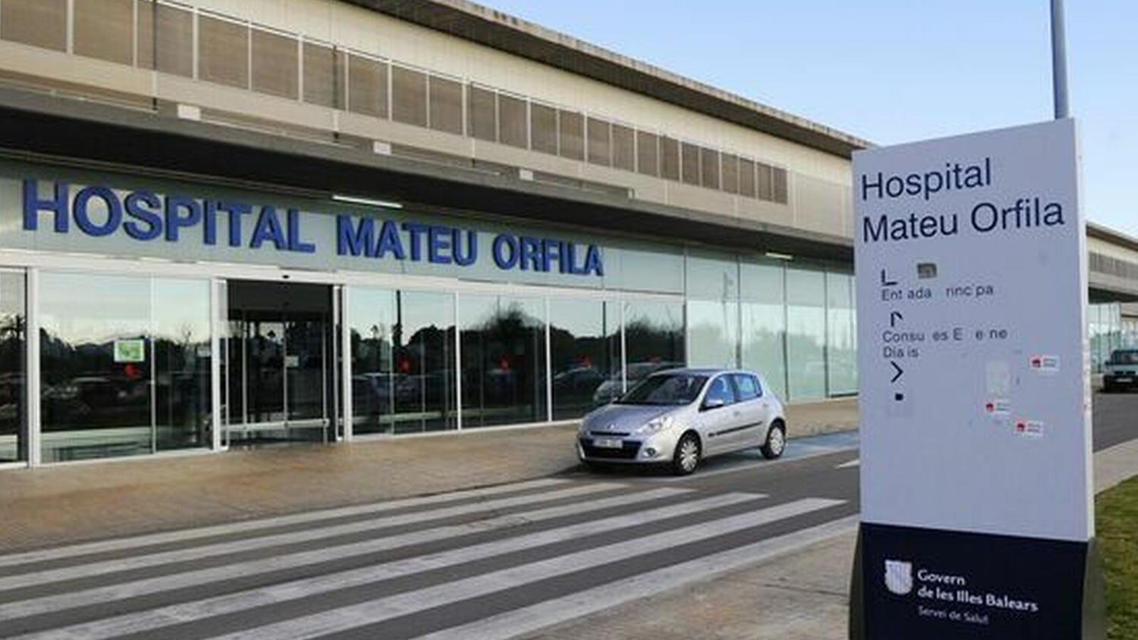 L'hospital de Menorca torna a patir una situació extrema davant l'augment de contagis per coronavirus.