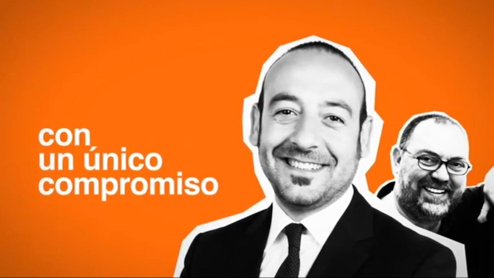 'Ciudadanos como tu!', vídeo electoral de C's