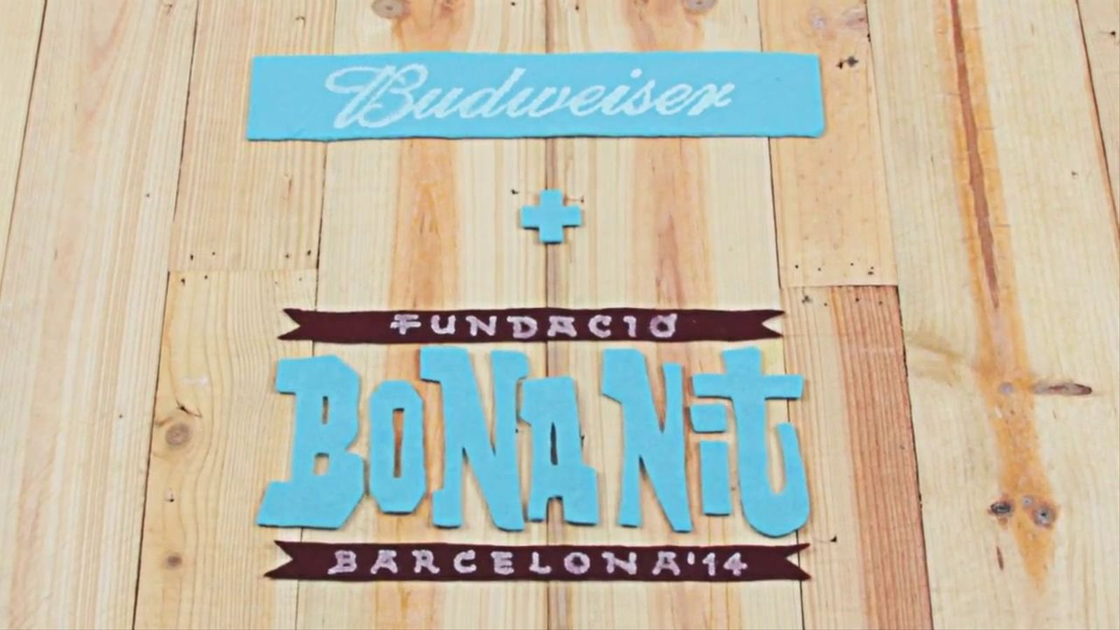 Spot Bona Nit Barcelona 2014