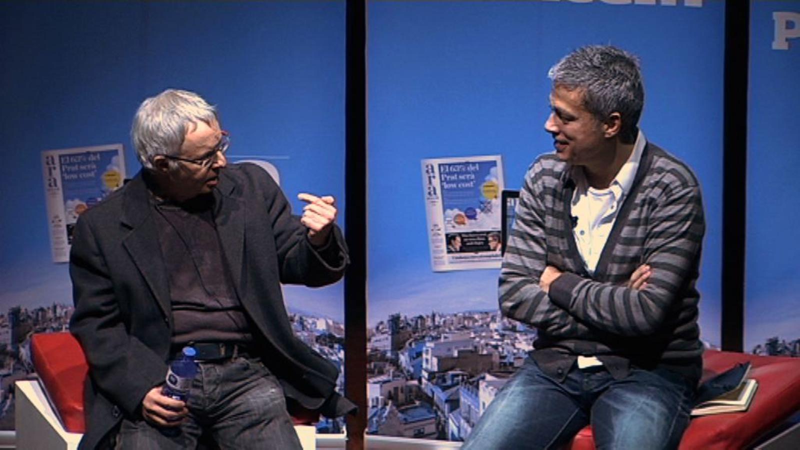Ferran Torrent: El 23-F em va agafar a Frankfurt i vaig entendre que ETA s'havia carregat Milans i Tejero.