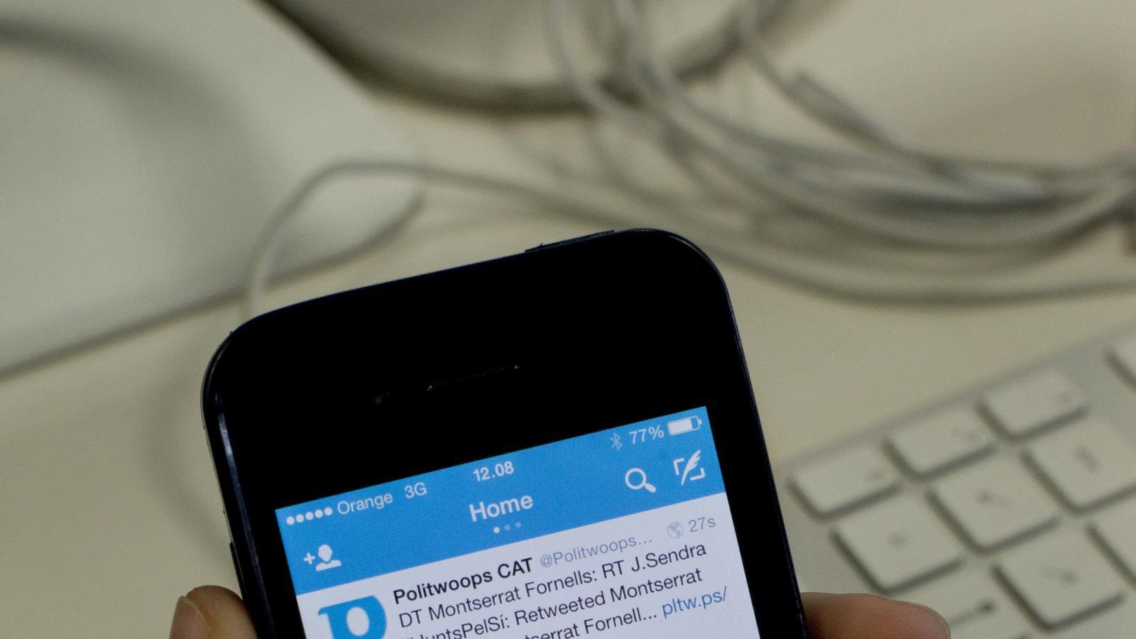 El detingut havia publicat més de 4.000 missatges.