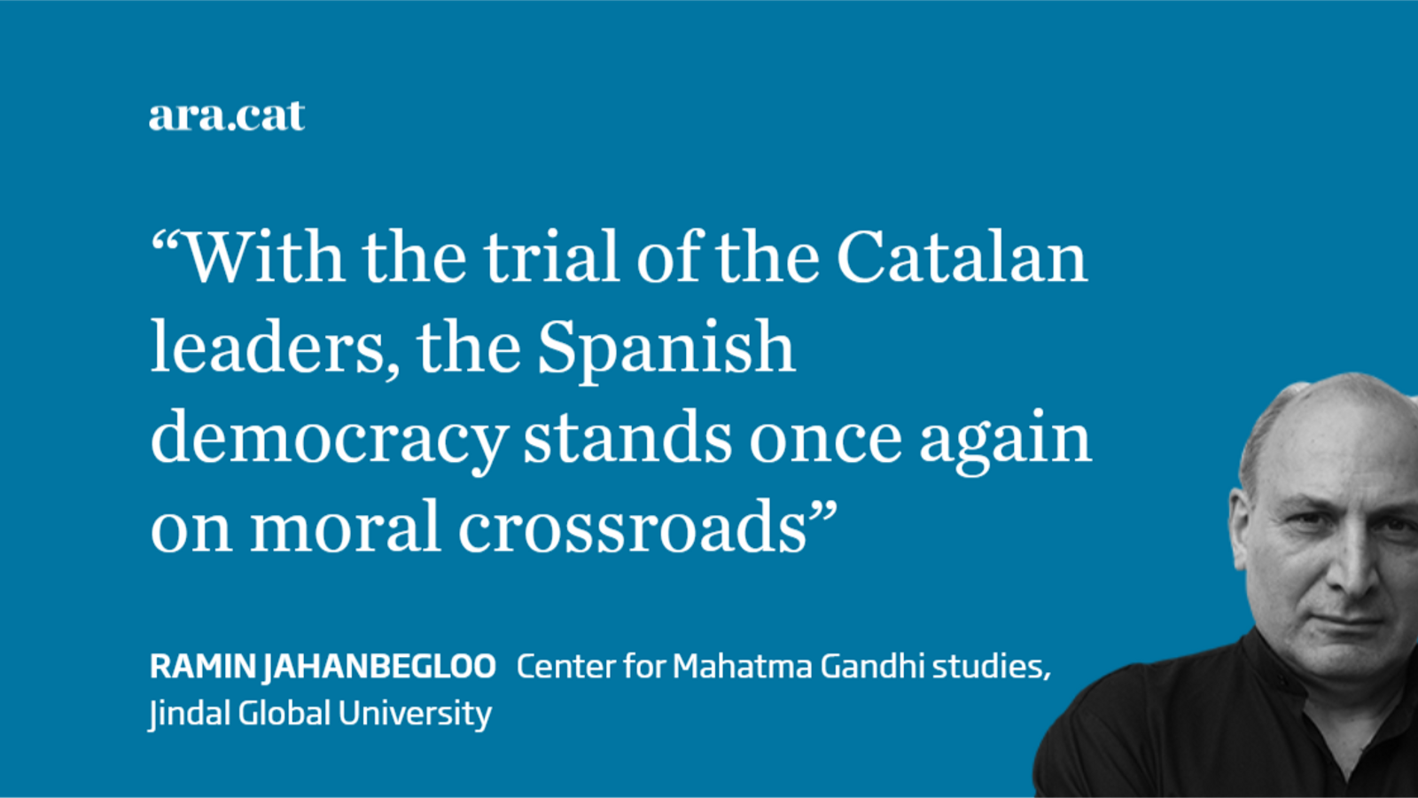 Witnessing Justice in Catalonia