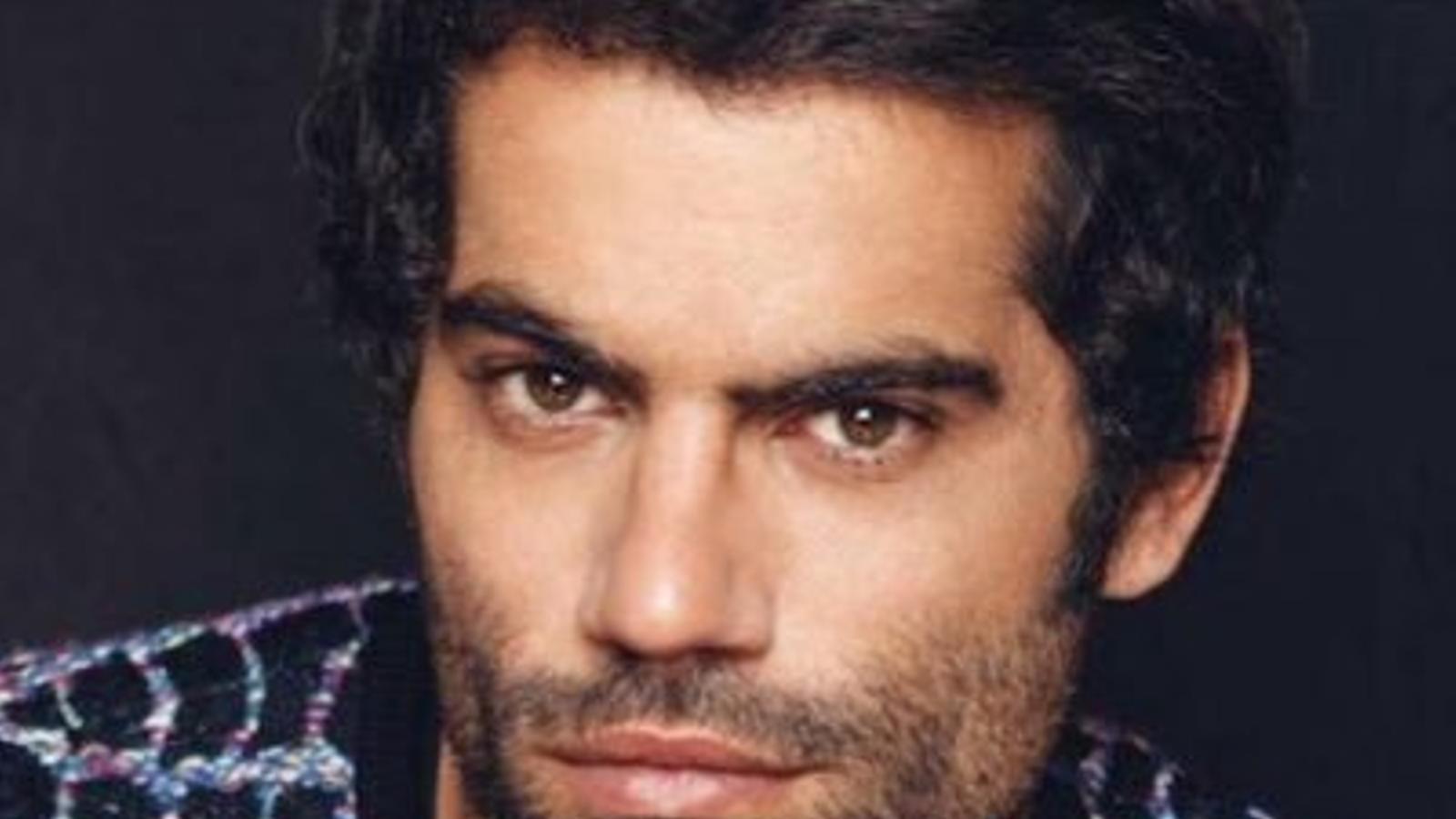 L'actor i model Jordi Mestre