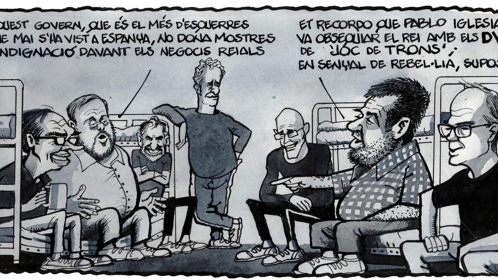 'A la contra', per Ferreres 02/08/2020